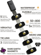 ZyntonyRa Strap Light Eclipses Kickstarter Crowdfunding Goal by More Than 20-Times, Raising Over $305,000 - Pre-Orders Now Shift to Indiegogo InDemand