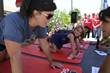 Boot Campaign's Pushups For Charity Kicks Off on Armed Forces Day, May 21 with Events Nationwide: Steve Weatherford, Super Bowl Champion, to Serve as Spokesperson