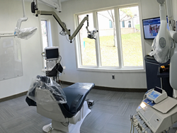 Advanced Dental New Location Operatory Room