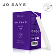 JO SAYS 100% Organic applicator tampons
