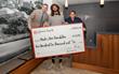 @properties Presents $110K Check To Bulls' Joakim Noah For Noah's Arc Foundation