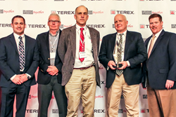 Scott-Macon Equipment Named Terex Rough Terrain Crane Distributor of the Year