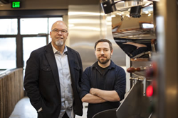Wes Herman & Shea Hagan - Director of Coffee