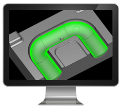 Better CAD-CAM Toolpaths for 3D Machining