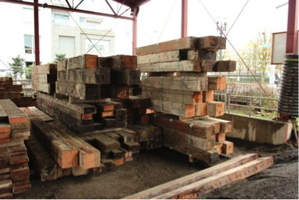 Pioneer Millworks To Reclaim 400 000 Board Feet Of Wood
