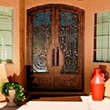 Iron Entry Doors