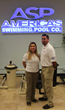 ASP Palm Harbor owner Jonathan Lutz & operator Carrie Limoges