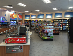 CSG excels in providing integrated services to top brands in the retail petrol industry, such as RaceTrac.