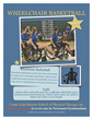 Husson University Physical Therapy Students to Hold Wheelchair Basketball Fundraising Event