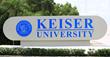 Keiser-University-Flagship-Campus-Signage
