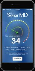 SonarMD app