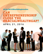 Center for Global Policy Solutions: April 20 News Conference for Release of Report on Racial Gap among Firms Costing U.S. Billions