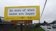 The Joy Team Puts Up Over 1,000 Inspiring Billboards, Creating A Smile Across America for International Day of Happiness