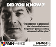 Come to Atlanta for PAINWeekEnd: Attend a Pain Management CE/CME Conference for The Main Street Practitioner on April 9 and 10