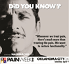 Upcoming PAINWeekEnd Oklahoma City: On April 9 Attend a Pain Management CE/CME Conference for The Main Street Practitioner
