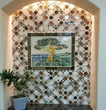 Santa Maria Tile Company Matt Clark Tile & Stone Completes Mural for Marian Medical Center in Santa Maria