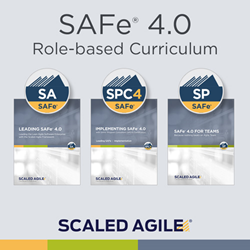 Scaled Agile's New SAFe 4.0 Role-Based Curriculum