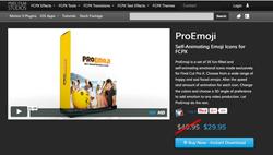 Final Cut Pro X Effects - Pixel Film Studios - ProEmoji