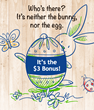 Joyful Easter Gift from KeepCalling.com: $3 Bonus for International Calls!