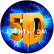 5D EVENTS LOGO