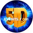 5D EVENTS LOGO