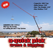 400 Ton Liebherr Hydraulic Crane