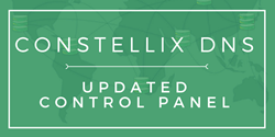 Constellix Updates DNS Control Panel