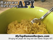 Ramen Recipes API