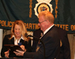 Judith Schumacher-Tilton is Recognized by the Honor Legion of the Police Departments of the State of New Jersey (NJHL)