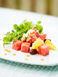 Trump Beach, Trump beach resort, rooms at Trump miami, pool at trump international,Trump Miami, Trump International, Recipe Contest, Cooking Contest, Baking Contest, Grapefruit, Watermelon, Citrus Salad,