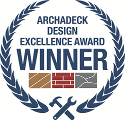 Archadeck Outdoor Living Design Excellence Award Winner