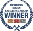 Archadeck of West Columbus Receives Archadeck Outdoor Living's Design Excellence Award in the Hardscapes and Patio Category