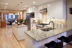 Remodeled kitchen in Edina, MN