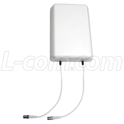 Cross-Polarized Low-PIM DAS Panel Antenna