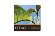 Tree Card by ETEAQ