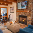 All Antlers at Vail condominiums include a full kitchen, dining area, living room and outdoor balcony with Platinum-ranked service, an array of complimentary amenities and no resort fees. © Antlers at