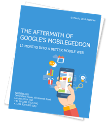 The Aftermath of Google's Mobilegeddon