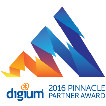 Digium's 2016 Pinnacle Partner Award