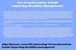 Ten Transformative Trends Impacting Disability Management