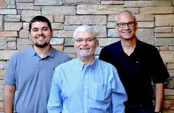 Davidson Advisory Services Leadership Team: Sam Davidson, Jim Davidson, Rick Pariani
