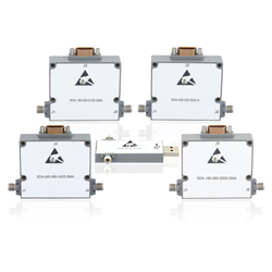 Digitally Controlled Programmable Attenuators Up to 40 GHz