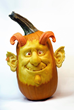 Pumpkin Creation by Ray Villafane