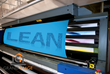 Grand Image, Inc. The Leader in Wholesale Grand Format Digital Printing Begins Lean Transformation.