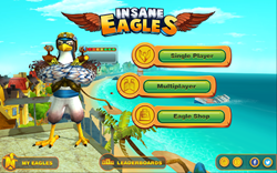 Insane Eagles game for iOS and Android