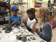 Tahoe Summer Camps, pottery