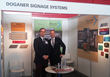 Doğaner Signage Systems Shows Accessible Signage Capabilities at European Sign Expo 2016
