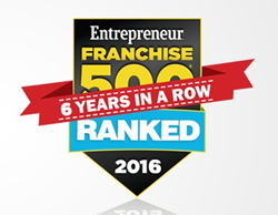 Sir Grout Recognized on Entrepreneur Magazine's Franchise 500 List for the Sixth Year in a Row
