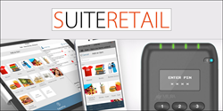 SuitePOS on Apple iPad, iPhone with EMV chip payment device