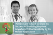 iPatientCare is Glad to Share Its Success in Providing Anytime Anywhere EHR Accessibility by Its Mobile Application