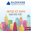 Radixweb Announces its Participation in HKTDC International ICT Expo 2016 Hong Kong